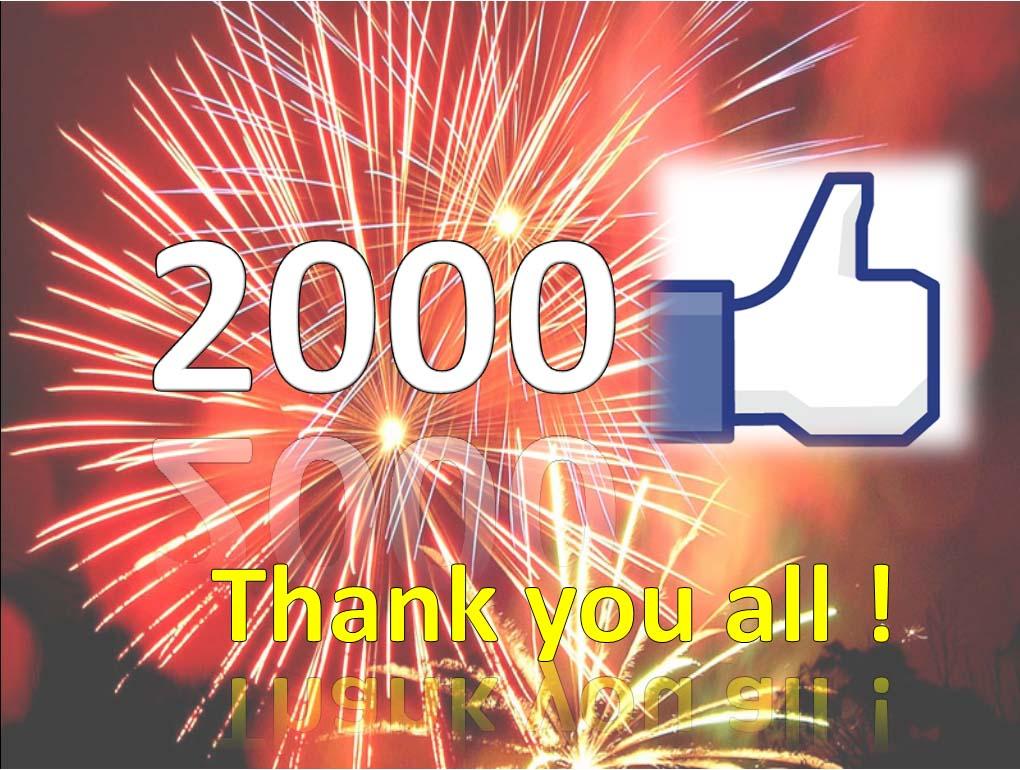 20150121 - 2000 likes