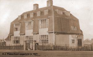 piekschool 1921